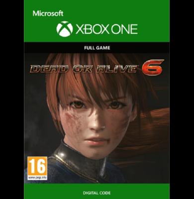 Dead or Alive VI (6) (Xbox One)