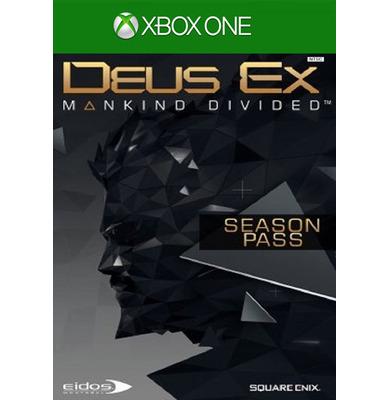 Deus Ex: Mankind Divided - Season Pass (Xbox One)