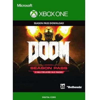 DOOM - Season Pass (DLC) (Xbox One)