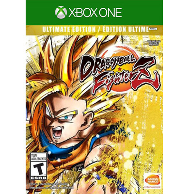 Dragon Ball: FighterZ - Ultimate Edition (Xbox One)