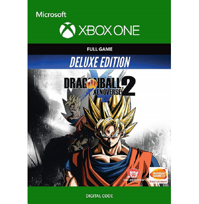 Dragon Ball: Xenoverse 2 - Deluxe Edition (Xbox One)