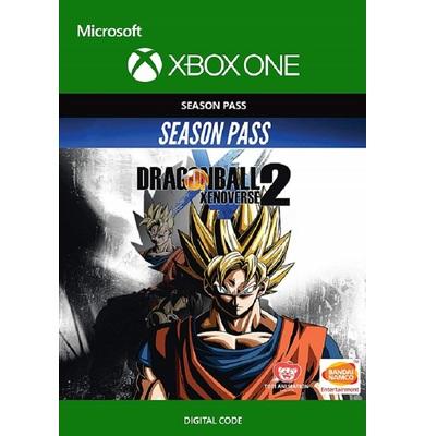 Dragon Ball: Xenoverse 2 - Season Pass (DLC) (Xbox One)