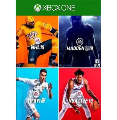 EA SPORTS 19 Bundle (Xbox One)