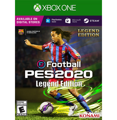 eFootball PES 2020 - Legend Edition (Xbox One)
