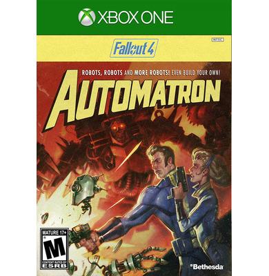Fallout 4 Automatron (DLC) (Xbox One)
