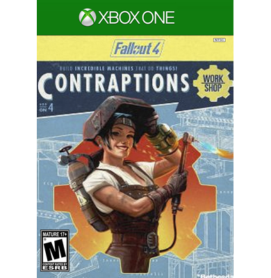 Fallout 4: Contraptions Workshop Content Pack (DLC) (Xbox One)