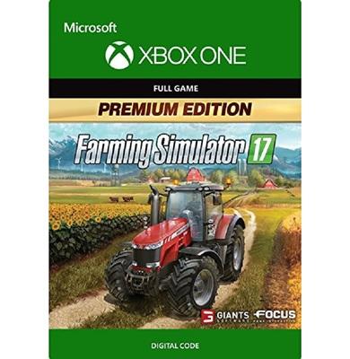 Farming Simulator 17 - Premium Edition (Xbox One)