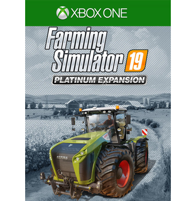 Farming Simulator 19 - Platinum Expansion (DLC) (Xbox One)