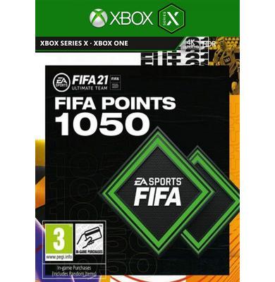 FIFA 21 - 1050 FUT Points (Xbox One / Series X)
