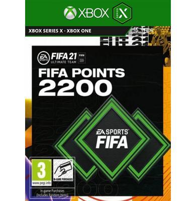 FIFA 21 - 2200 FUT Points (Xbox One / Series X)