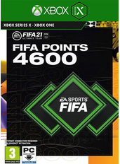 FIFA 21 - 4600 FUT Points (Xbox One / Series X)