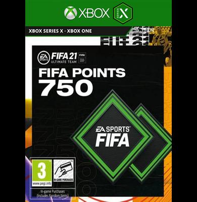 FIFA 21 - 750 FUT Points (Xbox One / Series X)