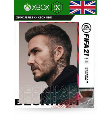 FIFA 21 - Beckham Edition (UK) (Xbox One / Series X)