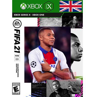 FIFA 21 - Champions Edition (United Kingdom) (Xbox Series X)