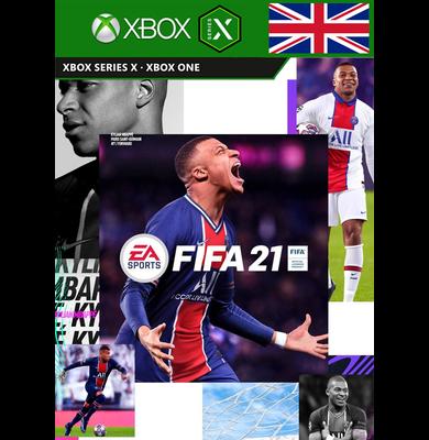 FIFA 21 (United Kingdom) (Xbox Series X)