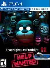 Five Nights at Freddy's VR: Help Wanted (PS4)