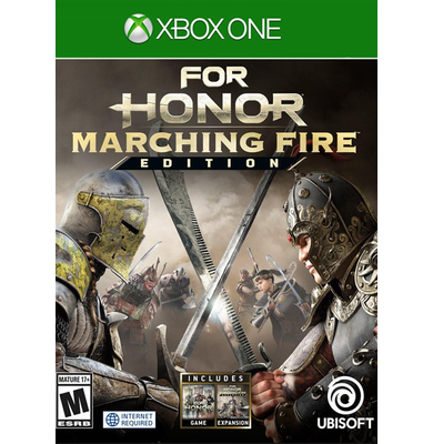 For Honor - Marching Fire Edition (Xbox One)