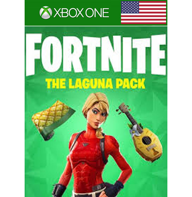 Fortnite - The Laguna Pack (USA) (Xbox One)