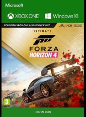 Forza Horizon 4: Ultimate Edition (PC / Xbox One) (Xbox Play Anywhere)