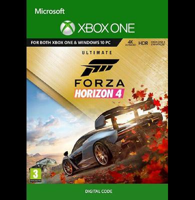 Forza Horizon 4: Ultimate Edition (Xbox One)