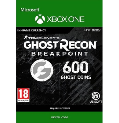 Tom Clancy's Ghost Recon: Breakpoint - 600 Ghost Coins (Xbox One)