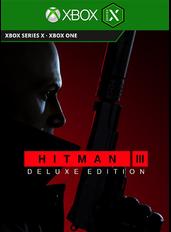 HITMAN 3 - Deluxe Edition (Xbox Series X)