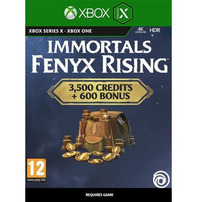 Immortals: Fenyx Rising - 4100 CREDITS (Xbox Series X)