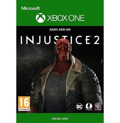 Injustice 2 - Hellboy (DLC) (Xbox One)
