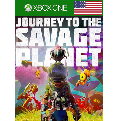 Journey to the Savage Planet (USA) (Xbox One)