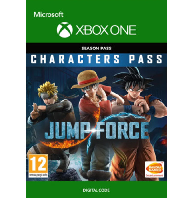 Jump Force Character Pass (Xbox One)