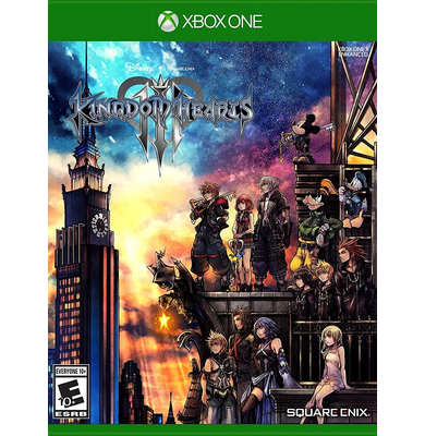 Kingdom Hearts III (3) (Xbox One)