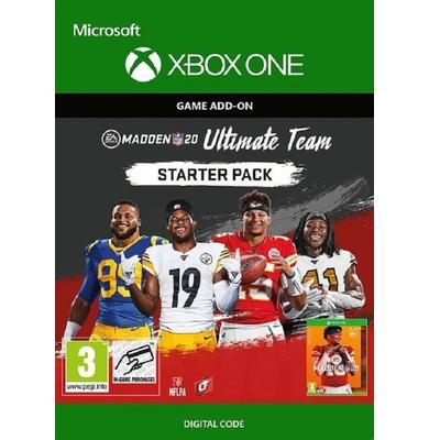Madden NFL 20 - Ultimate Team Starter Pack (Xbox One)