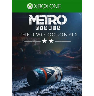 Metro Exodus - The Two Colonels (DLC) (Xbox One)