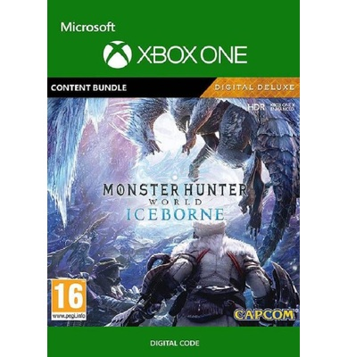 Monster Hunter: World Iceborne - Deluxe Edition (Xbox One)