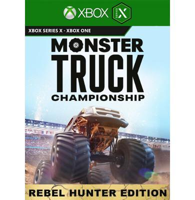 Monster Truck Championship - Rebel Hunter Edition (Xbox One / Series X)