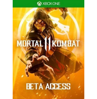 Mortal Kombat 11 - Beta Access (Xbox One)
