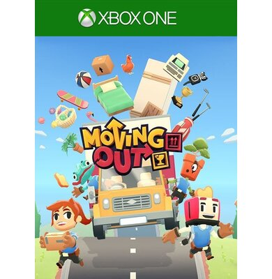 Moving Out (Xbox One)