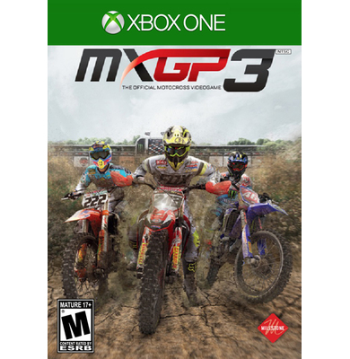 MXGP3: The Official Motocross Videogame (Xbox One)