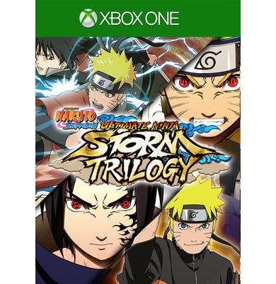 Naruto Shippuden: Ultimate Ninja Storm Trilogy (Xbox One)