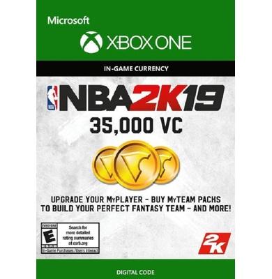 NBA 2K19: 35,000 VC (Xbox One)