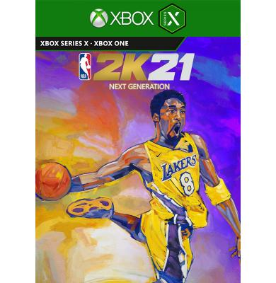 NBA 2K21 Next Generation (Xbox Series X)