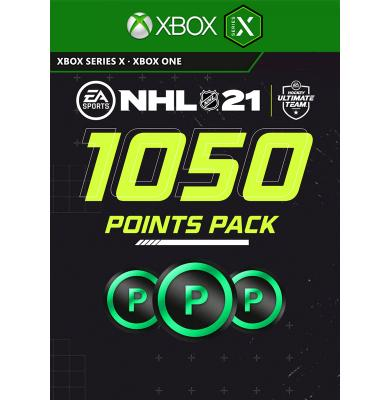NHL 21 - 1050 Points Pack (Xbox One / Series X)