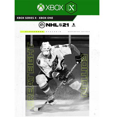 NHL 21 - Great Eight Edition (Xbox One / Series X)
