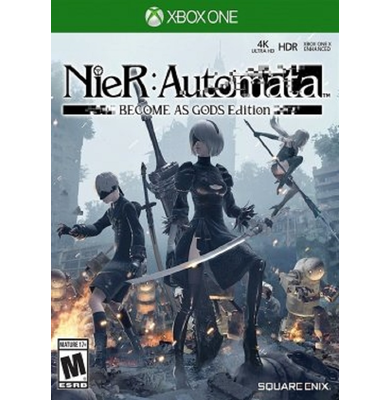 NieR: Automata BECOME AS GODS Edition (Xbox One)