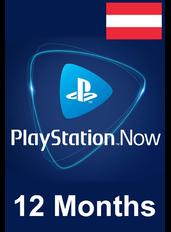 PS Now 12 Monat (Österreich)