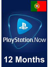PS Now 12 Meses (Portugal)