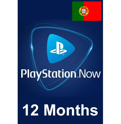 PS Now 12 Month (Portugal)