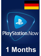 PS Now 1 Mes (Alemania)
