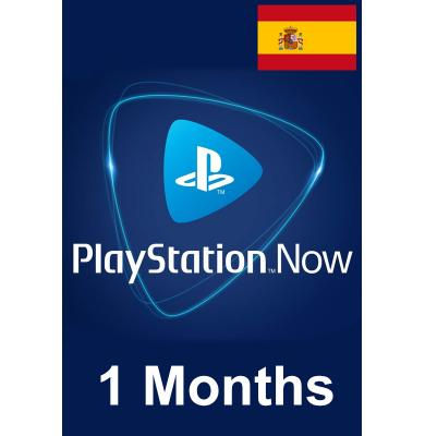 PS Now 1 Month (Spain)
