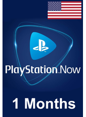 PS Now 1 Mes (USA - Estados Unidos)